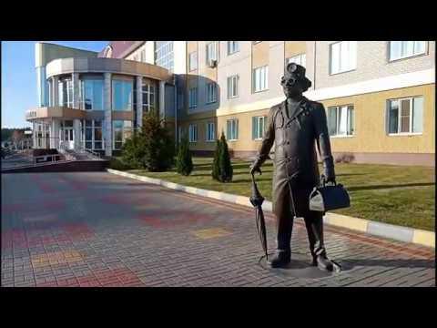 Центральная  районная больница города Лиски Воронежской области.