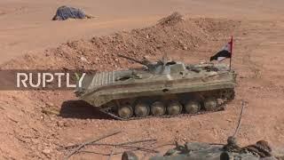 Syria: SAA reportedly gains full control of Humaymah, bordering strategic Deir ez-Zor