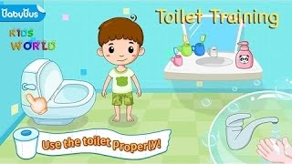 Potty Training, Fun clip to teach kid Potty Training | Best iPhone Apps for kids