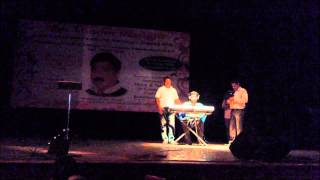 my performance of Jashn E Bahara instrumental from Jodha Akbar at Ravindra Bharathi on 5th May 2014