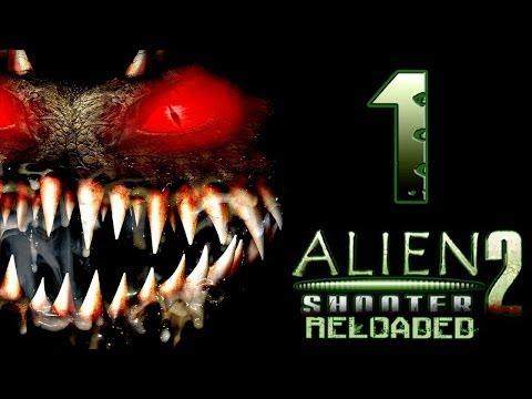 Прохождение Alien Shooter 2 Reloaded. Часть 1.