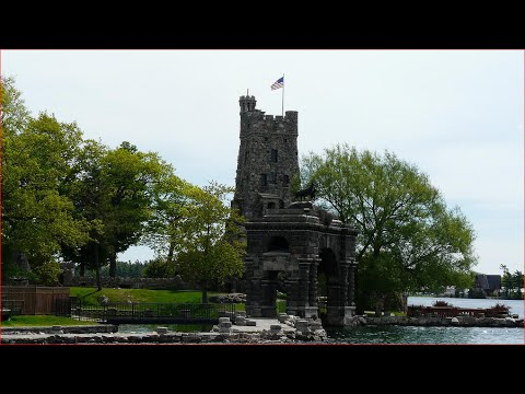 Visiting Thousand Islands, Archipelago in North America, United States