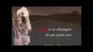 Скачать Eurythmics Love Is A Stranger