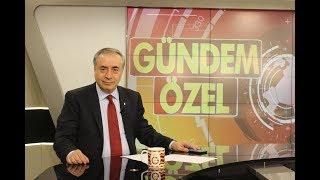 Başkanımız Mustafa Cengiz ile GÜNDEM ÖZEL