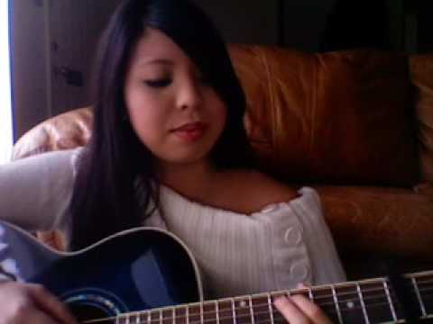 Let It Snow! acoustic cover by Lilian Bui