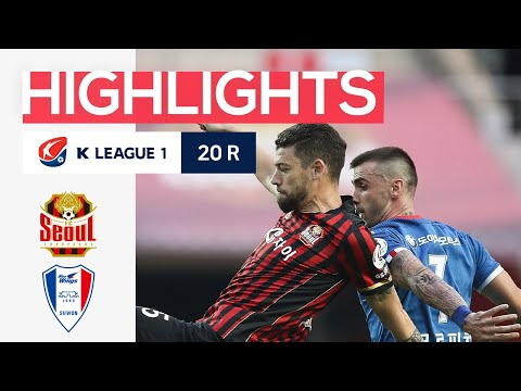 Seoul Suwon Bluewings Goals And Highlights