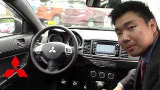 2017 Mitsubishi Lancer Black Edition
