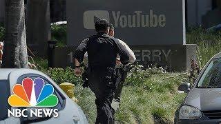 Shooting At YouTube HQ In California: Suspect Dead And Injuries Reported   NBC News
