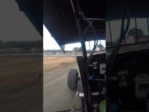 Jason Redpath Sprintcar Onboard WSS Latrobe Speedway 3/2/18