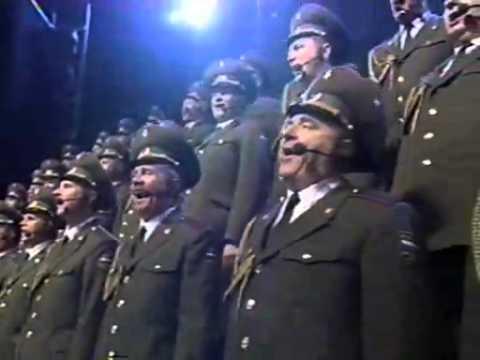 Leningrad Cowboys   Red Army Choir   SWEET HOME ALABAMA
