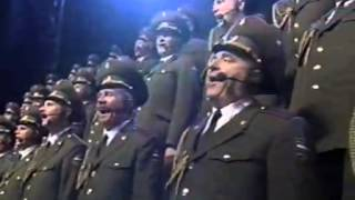 Leningrad Cowboys   Red Army Choir   SWEET HOME ALABAMA