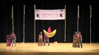 Woodbury Little Stars -  Gabbar Singh song - YE Pilla.  2012 Bala Vinodam 2012 MN USA