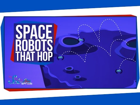 Space Robots That Hop