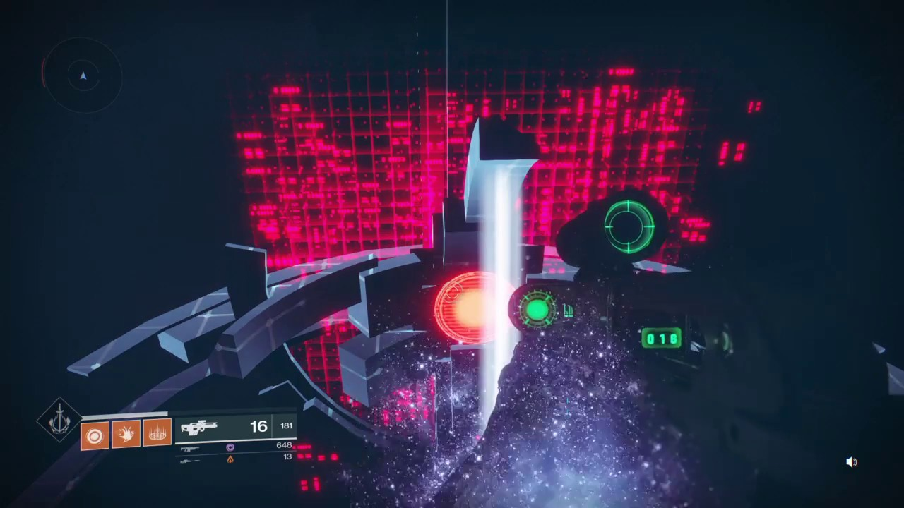 Destiny 2- SIVA Easter Egg On Nessus   Possible Foreshadowing?