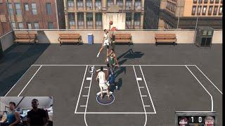 NBA 2K15, Tuesday Team Up(2v2 Blacktop)