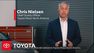 Executive Message About Takata Recalls (Spanish Subtitles) | Toyota