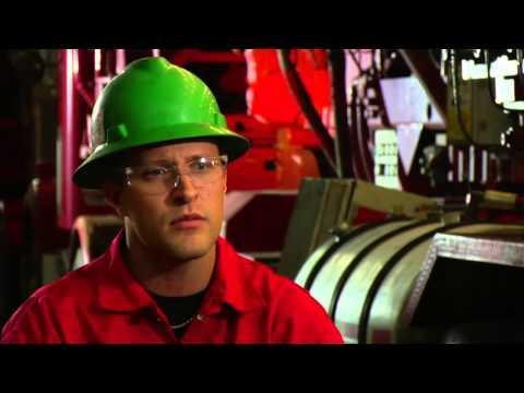 Keep Halliburton Rolling