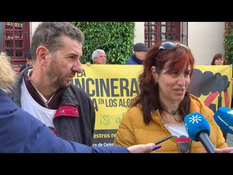 Más de 4000 firmas en un mes y medio contra la incineración de residuos en los Alcores