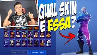 GUESS THAT FORTNITE SKIN! (RARE SKIN) ft. The Parcas
