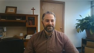 Fellowship and Unity - A Video Devotion from Pastor Jon Zabell