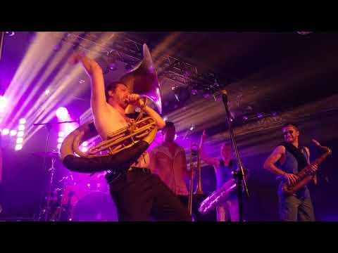 Lucky Chops - Buyo | Thribute to Jazz 2018.06.18 Warsaw Poland Live 9