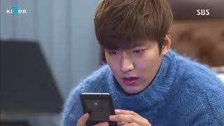 Choi Young Do giải cứu Kim Tan | The Heirs
