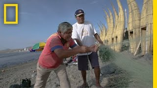 See How Ancient Past and Present Meet in This Coastal Town | National Geographic