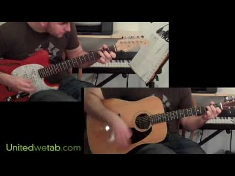 Counting Crows - Accidentally In Love Guitar Cover - YouTube