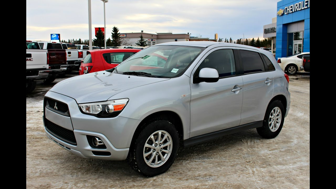 2011 mitsubishi rvr in review rocky mountain house red deer