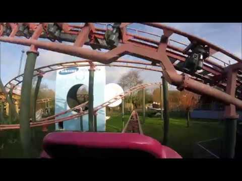 Roller Skater - Plopsaland De Panne