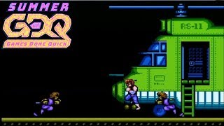 Double Dragon II: The Revenge by sinister1 in 13:01 - SGDQ2018