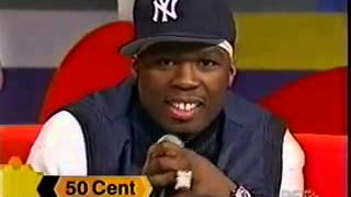 50 Cent and Olivia Interview on 106 & Park 2005