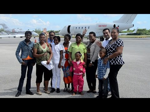 Young Haitian Lives Saved In The Cayman Islands