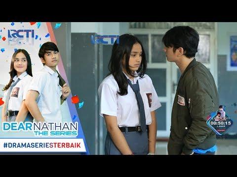 DEAR NATHAN THE SERIES - Hihihi Salma Bisa Gerogi Juga Loh Ditatap Nathan [5 Oktober 2017]