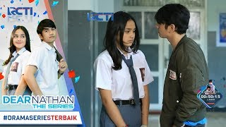 Video DEAR NATHAN THE SERIES - Hihihi Salma Bisa Gerogi Juga Loh Ditatap Nathan [5 Oktober 2017] download MP3, 3GP, MP4, WEBM, AVI, FLV April 2018