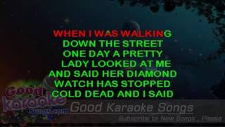 Does Anybody Really Know What Time It Is - Chicago (Lyrics Karaoke) [ goodkaraokesongs.com ]