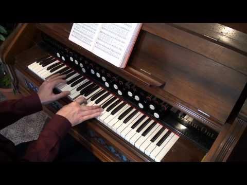 Trust and Obey - Hymn - Berlin Reed Organ