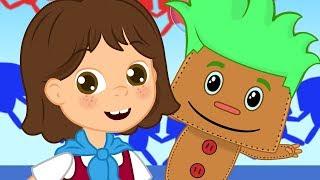 PimPom com Heidi  - Desenho Animado infantil com Os Amiguinhos