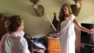 Julius Caesar Reenactment