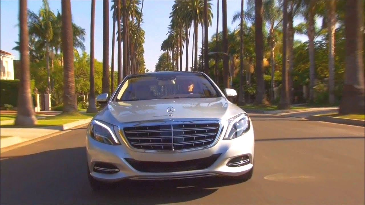 2016 Mercedes-Maybach S-Cl S 600