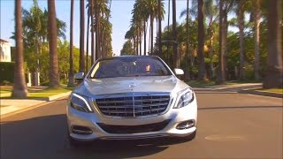 "2016 Mercedes-Maybach S-Class S 600 ""Dream Star"" Trailer"