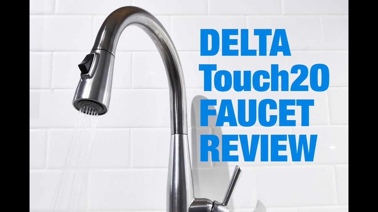delta touch2o faucet review the good and the bad