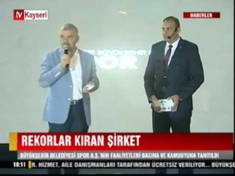 Tv Kayseri Ana Haber 20.07.2017