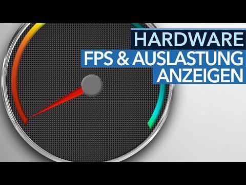 Hardware-Tipps - Fps, Performance Und PC-Auslastung In Spielen Anzeigen