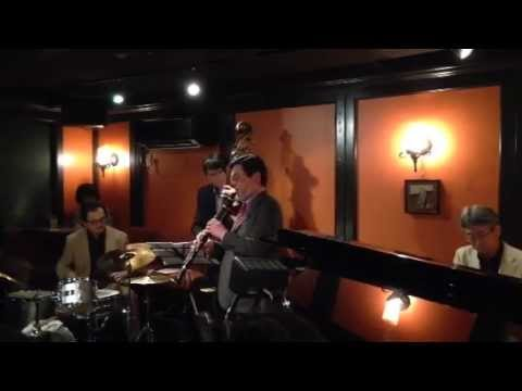 """""""That's all"""" by ePAQ (em's Pro Ama Quartet) at Jazz & Bar em's in Ginza, Tokyo"""