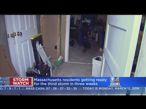 Quincy Residents Brace For Third Storm In Three Weeks