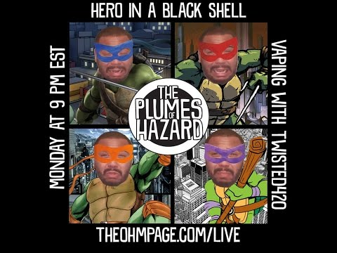 The Plumes of Hazard Episode 28 with guest ME! VapingwithTwisted420