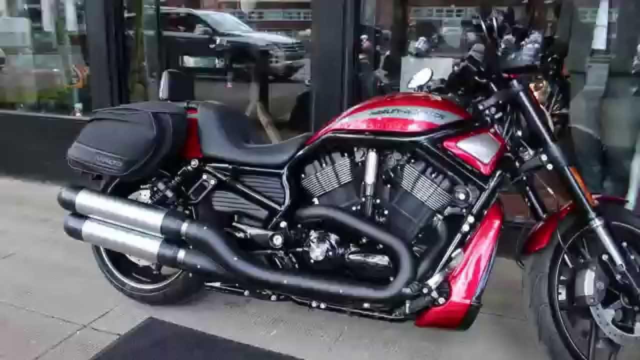 New 2013 Harley Davidson Vrscdx Night Rod Special: 2013 HARLEY-DAVIDSON NIGHT ROD SPECIAL VRSCDX EMBER RED