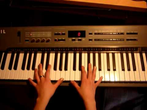 How to play on piano Take a Bow by Rihanna