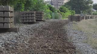 台鐵 臨港線 高雄機廠段 軌道線路拆除